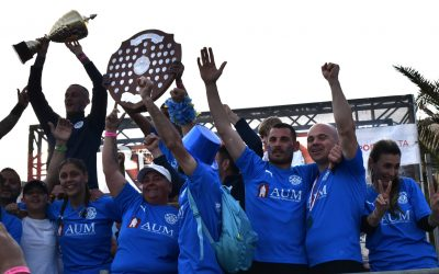 Huge Win for AUM-Sponsored Bormla Regatta Club