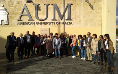 AUM Hosts Arab-European Businesswomen