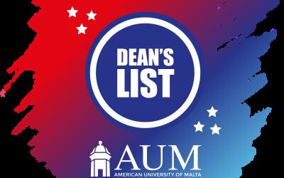 AUM Dean's List