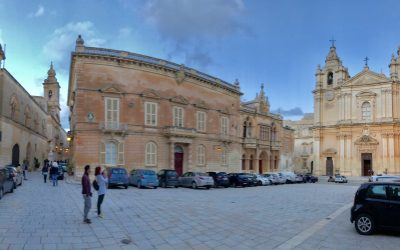 Study in Malta and Visit the Sites of Famous Hollywood Films