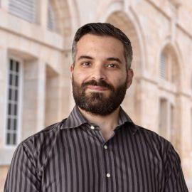 Matthew Stroud PhD.